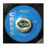 "45Re ✦ JIMMY ROGERS ✦ ""Trace Of You / What Have I Done"" Fantastic R&B Stroller ♫"